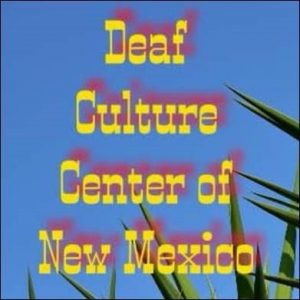 Deaf Culture Center of New Mexico Meeting