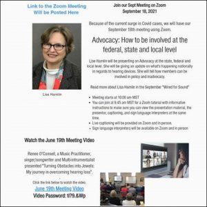 HLAA Albuquerque Meeting